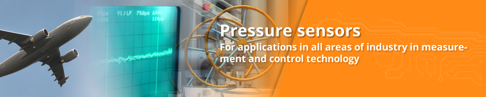 HJK: Pressure sensors